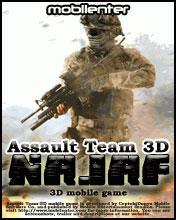 Assault Team 3D: NAJAF