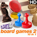365 HD Board Games 10-Pack!