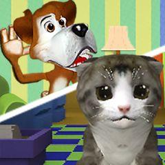 Talking Cat & Dog
