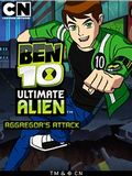 Ben 10 Ultimate Alien Aggregor's Attack