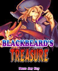 Blackbeard Treasure