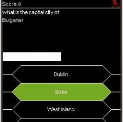 Capitals Trivia