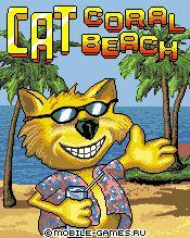 Cat: Coral Beach