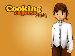 Cooking Express Java