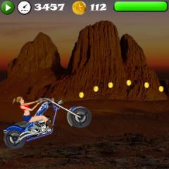 Girls Stunt Rider