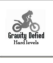 Gravity Defied: Hard Levels