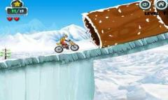 Ice Snow Bike Rider