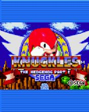 Knuckles The Hedgehog Part 1