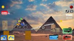 Motocross Climb Stunts