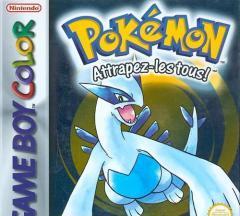 Pokemon Argent Gbc (fr) Legerement Modifie(juste Le Debut)