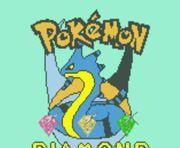 Pokemon Diamond Gameboy Color Meboy