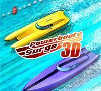 power Boat Surge 3D