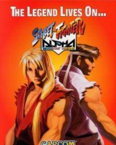 Street Fighter Alpha (Warriors Dream)