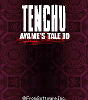 Tenchu Ayames Tale 3D