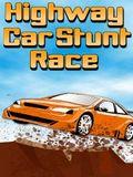Highway Car Stunt Race