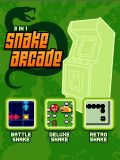 Snake Arcade 3 In 1