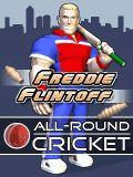 Freddie Flintoff Street Cricket