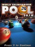3D World Championship Pool 2010