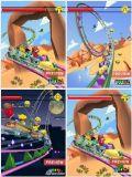 3D Rush Coaster Rush