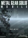 Metal Gear Solid Mobile