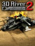 3D River Storm 2