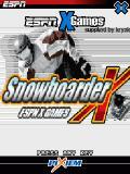 ESPN X Games Snowboarder X