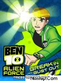 Ben10 Alien Force Break In And Bust Out