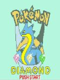 Pokemon Diamond - GBC