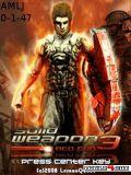 SOLID WEAPON 3-RED GUN