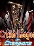 Cricket League Of Champions 240x320