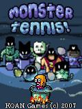 Monster Tennis 240x320