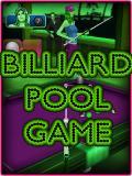 Billiard Pool Game