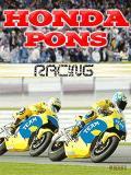 Honda Pons Racing 240x320