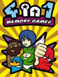 4 In 1 Memory Game Challenge