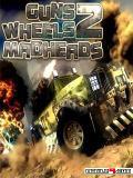 Guns Wheels 2 Madheads 3D