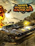 Guns Wheels And Madheads 3D