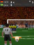 3D Word Free Kick Football
