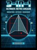 3in1 ultimate arcade retro