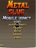 Metal Slug Mobile Impact