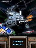 3 In 1 Classic Mobile Games 240x320