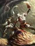 god of war 3d