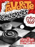 Favourite Checkers