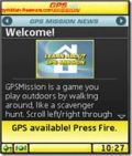 GPS Mission