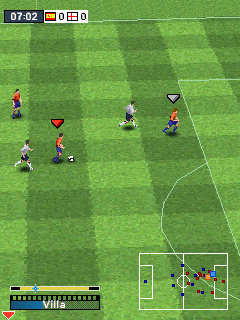 Real Football 2009 Java Game - Download for free on PHONEKY