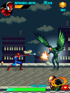 Spider-Man - Toxic City Java Game - Download for free on PHONEKY