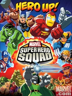 Marvel Super Hero Squad Java Game - Download for free on PHONEKY