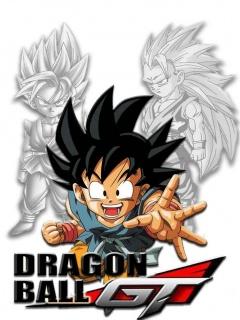 game dragon ball gt 176x208