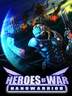 heroes of war nanowarrior 3d