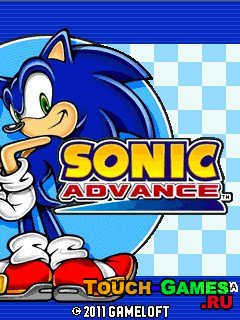 SONIC ADVANCED TOUCH SCREEN Java Game - Download for free on PHONEKY