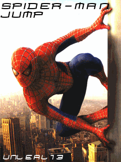 Spider-Man Jump Java Game - Download for free on PHONEKY